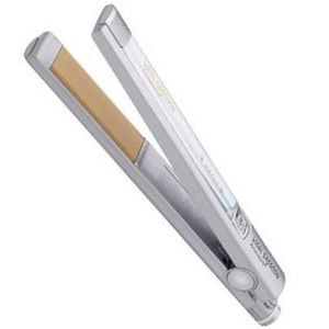 "Vidal Sassoon Answers 1"" Nano Gold Flat Iron for Extra Fine to Fine Hair"