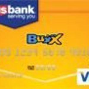 U.S. Bank - Visa Buxx Card