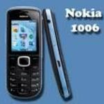 Nokia - 1006 Cell Phone
