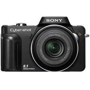 Sony - DSC-H10 Digital Camera