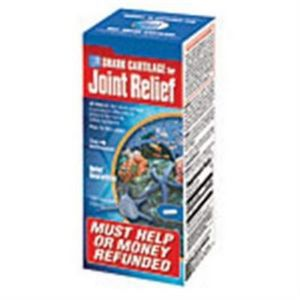 Bell LifeStyles Shark Cartilage for Joint Relief -- 750 mg - 100 Capsules