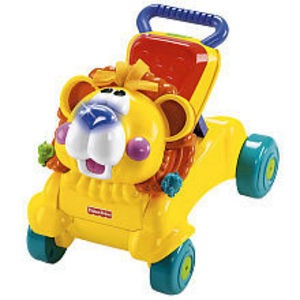 Fisher Price Go Baby Go: Stride to Ride Lion