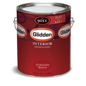 Glidden Interior Flat Paint