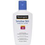 Neutrogena Sensitive Skin Sunblock Lotion SPF 30