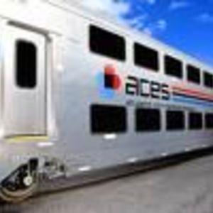 ACES train (Atlantic City Express Service)
