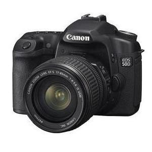 Canon - EOS 50D Body Only Digital Camera