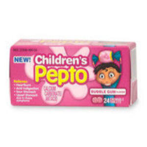 Pepto-Bismol Children's Chewable Tablets