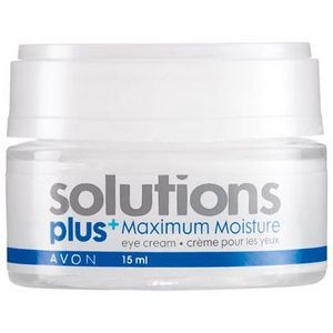 Avon Solutions Plus+ Maximum Moisture Eye Cream