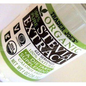 Trader Joe's Organic 100% Pure Stevia Extract