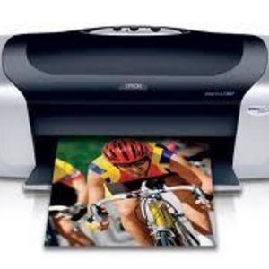 Epson Stylus C88+ Inkjet Printer