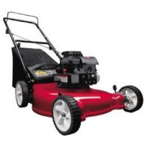 """Yard Machines 21"""" 158 CC 2-in-1 Push Mower"""