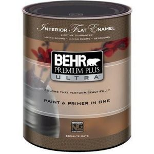 Behr Premium Plus Ultra Interior Paint All Varieties