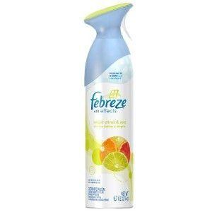 Febreze Air Effects Citrus