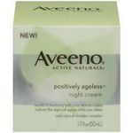 Aveeno Positively Ageless Night Cream