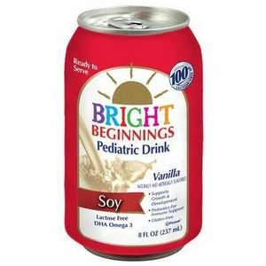 Bright Beginnings Soy Toddler Pediatric Drink