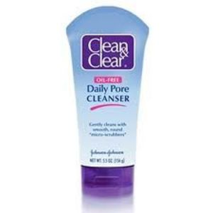 Clean & Clear Daily Pore Cleanser
