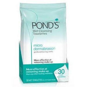 Pond's Microdermabrasion Gentle Exfoliating Cloths