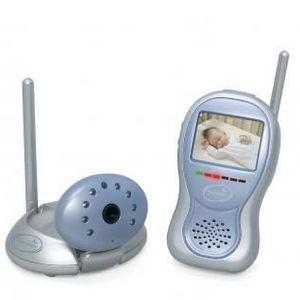 "Summer Infant Day & Night Handheld Color Video Monitor with 2.5"" Screen"