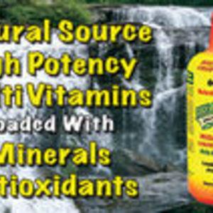Herbally Pure High Potency Liquid Vitamins