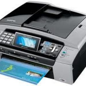 Brother Color Flatbed All-In-One Printer