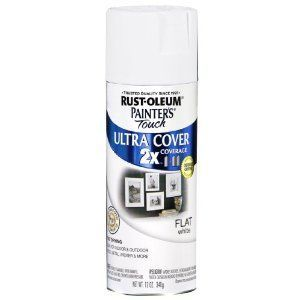 Rust-Oleum Painter's Touch Ultra Cover Flat White Paint