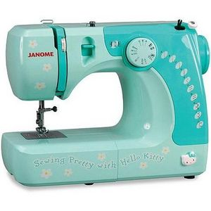 Janome Hello Kitty Mechanical Sewing Machine
