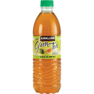 Kirkland Signature Diet Green Tea with Citrus