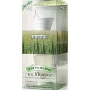 Slatkin & Co. Clean Mist Odor Eliminating Wallflowers