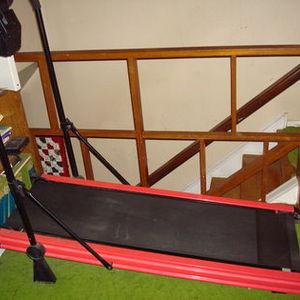 Jane Fonda Manual Fold-Away Treadmill