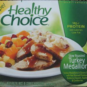 Healthy Choice Slow Roasted Turkey Medallions