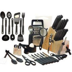 Chefmate 51-Piece Kitchen Gadget Set