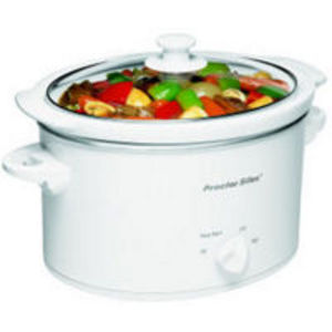 Proctor Silex 3-Quart Slow Cooker