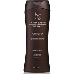 David Babaii for WildAid Amplifying Shampoo