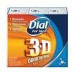 Dial For Men 3D Odor Defense Bar Soap
