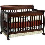 Baby Mod Cadence 4-in-1 Convertible Crib Espresso