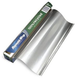 Reynolds Wrap 100% Recycled Aluminum Foil