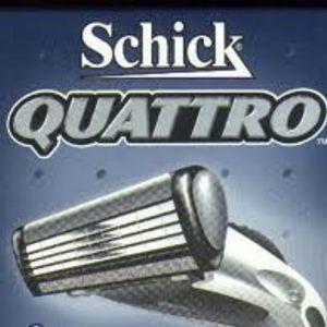 Schick Quattro Razor