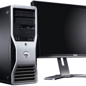 Dell Precision desktop computer