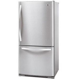 LG Bottom-Freezer Refrigerator