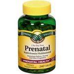 Spring Valley Prenatal Multivitamin/Multimineral