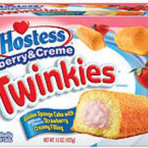 Hostess - Strawberry Twinkies