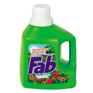 Fab Laundry Detergent