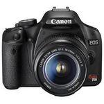 Canon - EOS Digital Rebel T1i Digital Camera