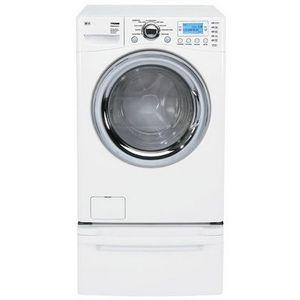 Lg Tromm Steamwasher Front Load Washer Wm2688hnm