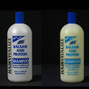Hairvitalize Balsam & Protein Shampoo and Conditoner