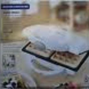 Durabrand nonstick waffle maker