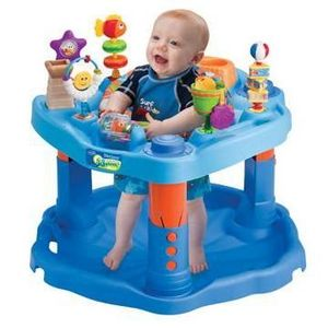 Evenflo ExerSaucer Splash Active Learning Center