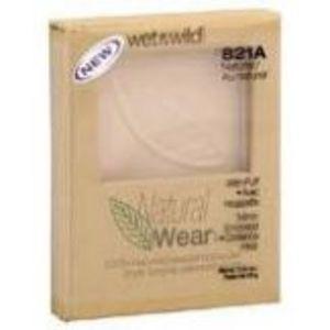 Wet n Wild Natural Blend Pressed Powder - All Shades