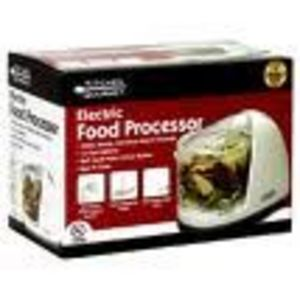 Kitchen Gourmet Electric Food Processor