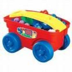 Mega Bloks Lil' Wagon
